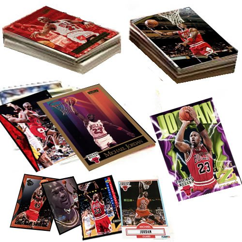 Michael Jordan 20 Card Set with 2-Piece Acrylic Case [Misc.] - Michael Jordan Set