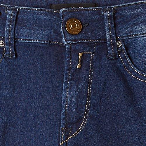 Luz Replay Para Jeans Denim blue Mujer Azul qqrSFwdEnx