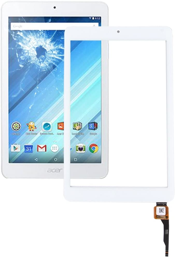 LIYUNSHU Touch Panel for Acer Iconia One 8 / B1-850 (White) (Color : White)