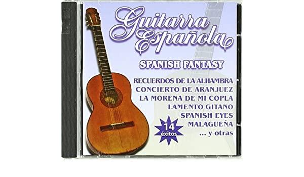 Guitarra Española.: Alex Blanco: Amazon.es: Música