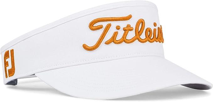 Titleist Golf Visors (Tour, Tour Performance and Low Profile Tour)