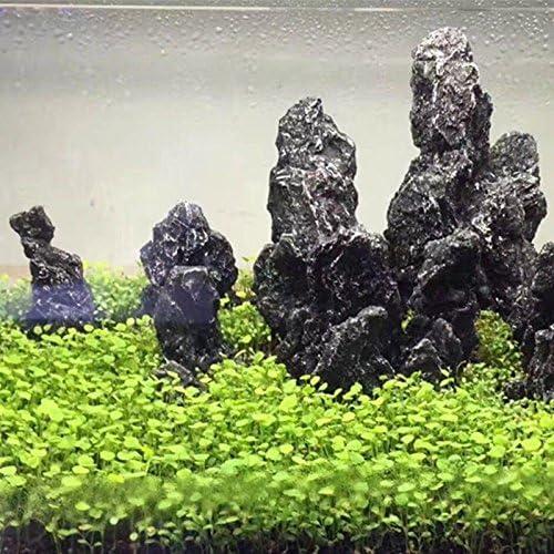 4 tipi di erba Acquatico Semi di piante Acquario Erba Semi Acqua Erba Semi Piccolo Vendita calda 1 borsa Abbellimento Fish Tank Decorazione