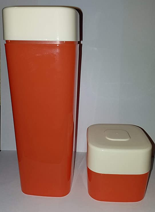 Tupperware Kitchen Storage Containers   Shelf Savers Large  amp; Small