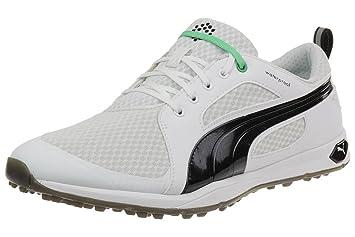 Puma BioFly Men Golfschuhe Golf 187582 03 white 12a86167f
