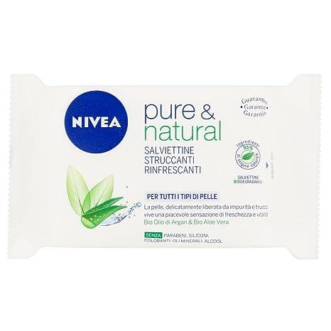 Nivea Pure&Natural Salviette ...