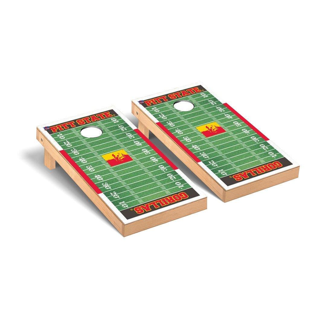 Pittsburg State University Gorillas Cornhole Game Set B01133TS4Q マルチカラー マルチカラー