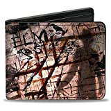 Buckle-Down Bifold Wallet Freddy Krueger