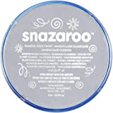 Snazaroo Classic Face Paint, 18ml, Light Grey