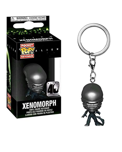 Horror-Shop Colgante De Llavero Alien Xenomorph Funko Pop ...