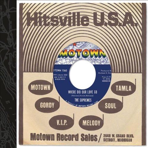 The Complete Motown Singles, Vol. 4: 1964