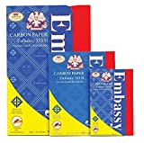 Blue Duplicating Carbon Copy Paper for writing 100