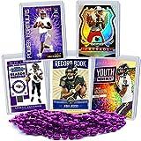 Lamar Jackson Football Card Bundle, Set of 5