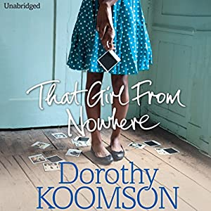 That Girl from Nowhere Audiobook