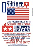 Eureka Star Spangled Banner National Anthem