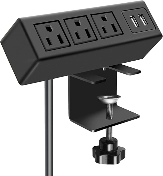 The Best Desktop Clamp Mount Charging Station