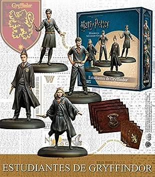 Knight Models Juego de Mesa - Miniaturas Resina Harry Potter Muñecos Adventure – Gryffindor Students Spanish: Amazon.es: Juguetes y juegos