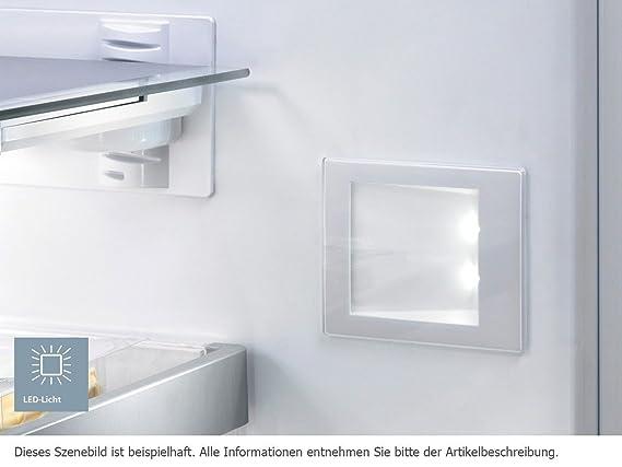 Siemens Kühlschrank Beleuchtung : Siemens ki vvs iq kühl gefrier kombinationen unten einbau a