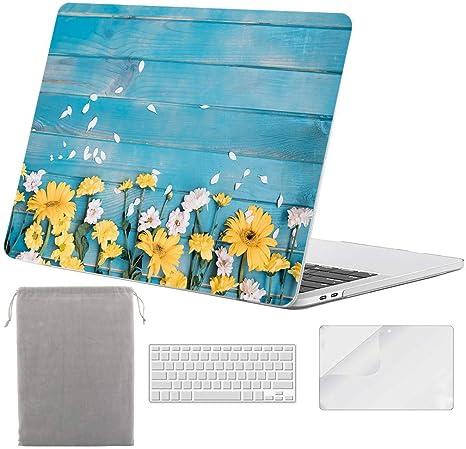 Amazon.com: Sykiila - Funda con tapa para MacBook Pro de 15 ...