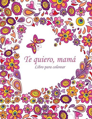 Buy Libro para colorear: Libro para colorear/ Coloring book: 1 (Te ...