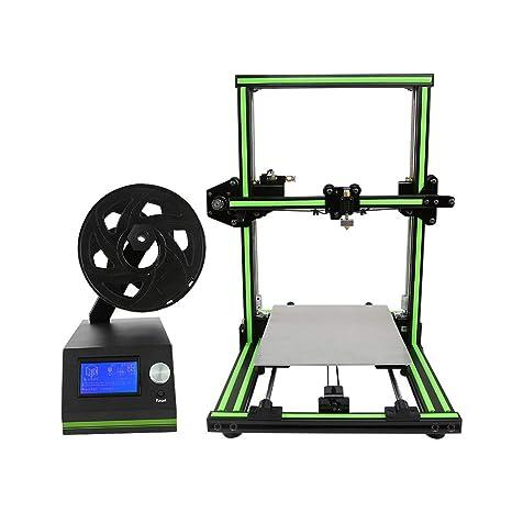 BESTSUGER Impresora Anet 3D, Kits de autoensamblaje de Bricolaje ...