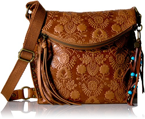 The Sak Silverlake Crossbody, TBL Floral - Embossed Handbag
