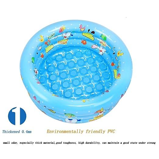 FLY FLAP Piscina Hinchable,Piscinas Bebe 100 X 35 Cm-Ocean Life ...