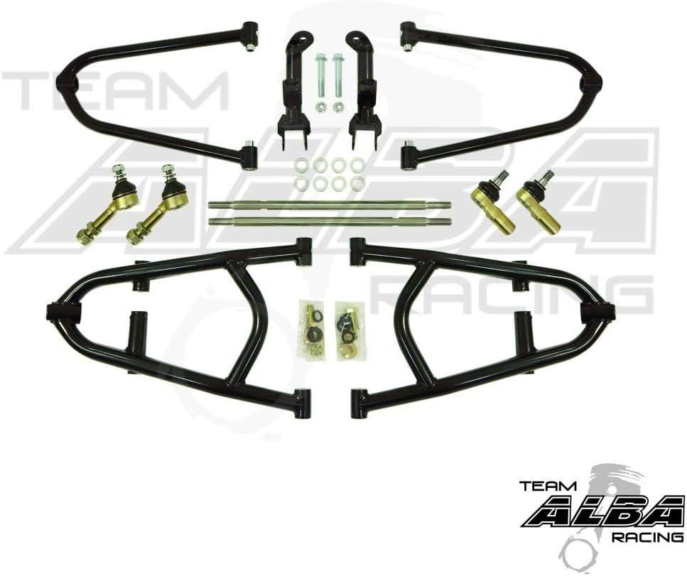Ajustable Largo Viaje + 2 + 1 A-Arm Honda TRX450R (06 y hasta ...