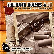 Eine Stadt in Angst (Sherlock Holmes & Co 19) | Thomas Tippner
