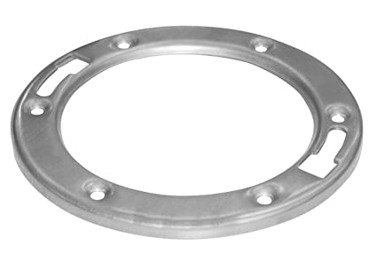 Oatey 42778 Stainless Steel Closet Flange Replacement Ring, 3-Inch ...