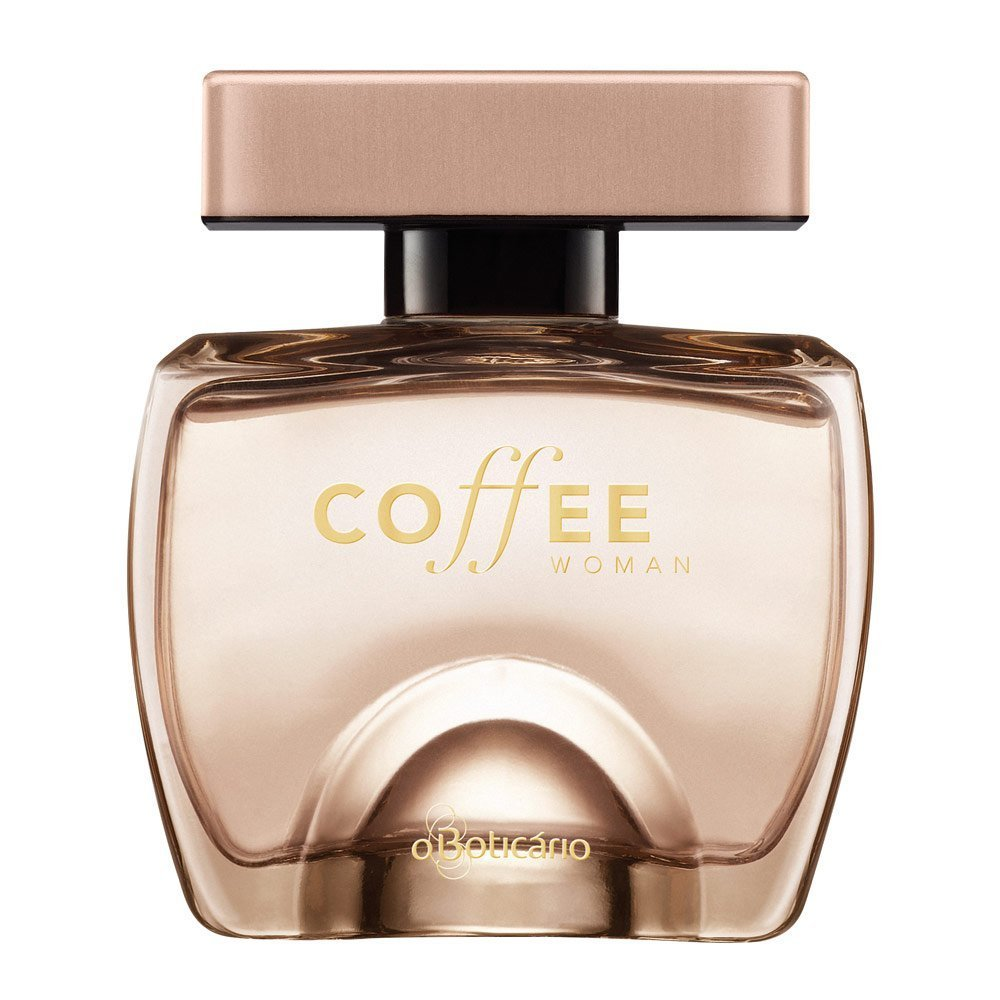 Linha Coffee Boticario - Colonia Coffee Woman 100ML - (Boticario Coffee Collection - Coffee Woman Eau De Toillete 3.38 Fl Oz)