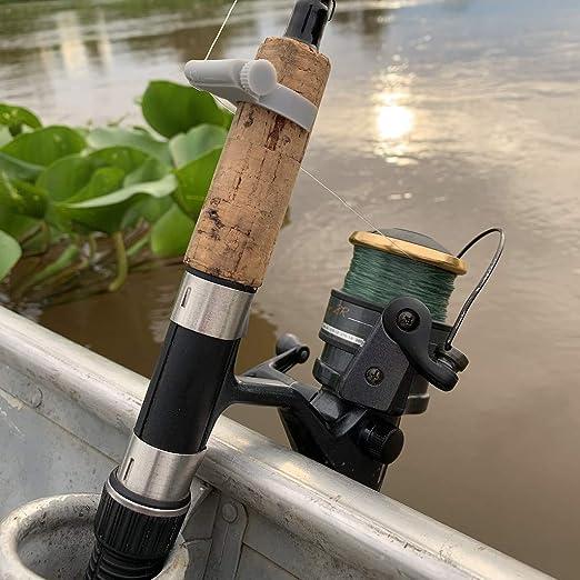 Bite Indicator 3 Pack Bullet Ant Sports Fish Strike Fishing Bite Alarm Fishing Rod Clip On Fishing Gift