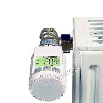 Elektronischer Heizkörper Thermostat Energiesparregler Spart Bis
