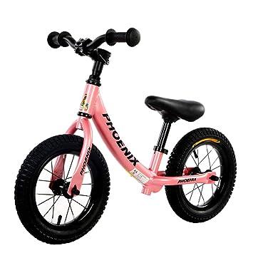Bicicleta sin pedales Bici Manija de Entrenamiento de la Bicicleta de Equilibrio - Bicicleta de Empuje