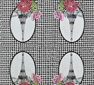 Napkins Decoupage #18 33x33 Cm. 2 Sheets/design 5 Designs Total 10 Sheets