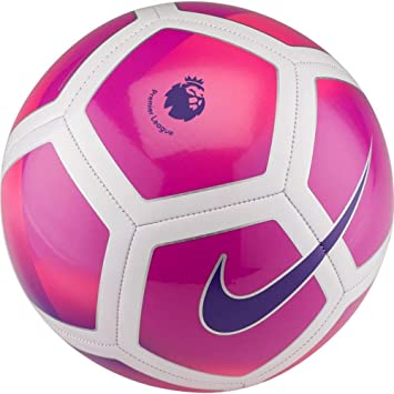Nike Balón Futol Pitch Premier League Camaleón: Amazon.es ...