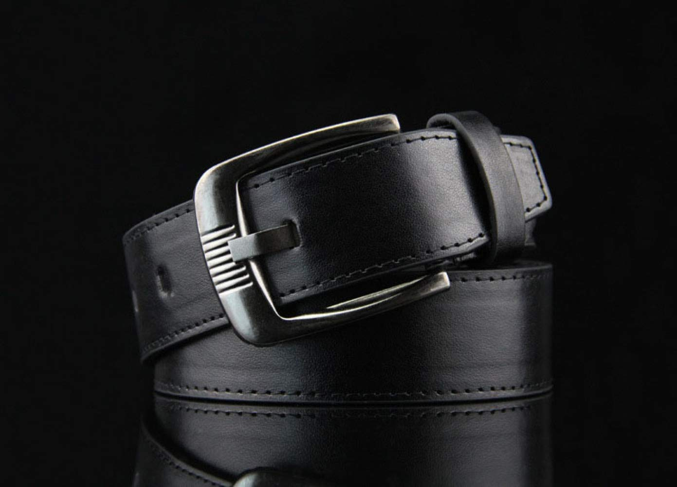 Gift Belt Stylish Mens Belt pin Buckle Belt Wild Casual Suit Belt XQY Mens Belt Gift Belt