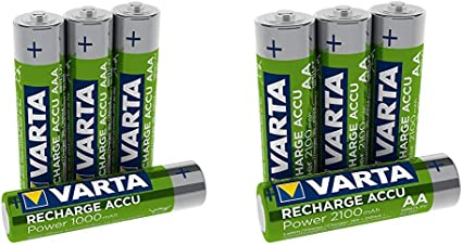 Varta Rechargeable Accu Ready2use Vorgeladener Aaa Elektronik
