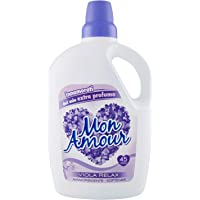 Felce Azzurra Mon Amour wasverzachter, violet, ontspanning, extra geur, 45 wasbeurten, 3000 ml