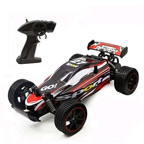 Amazon Com Mioshor Rc Cars 20km H Fast Rechargeable Racing Car 1 20