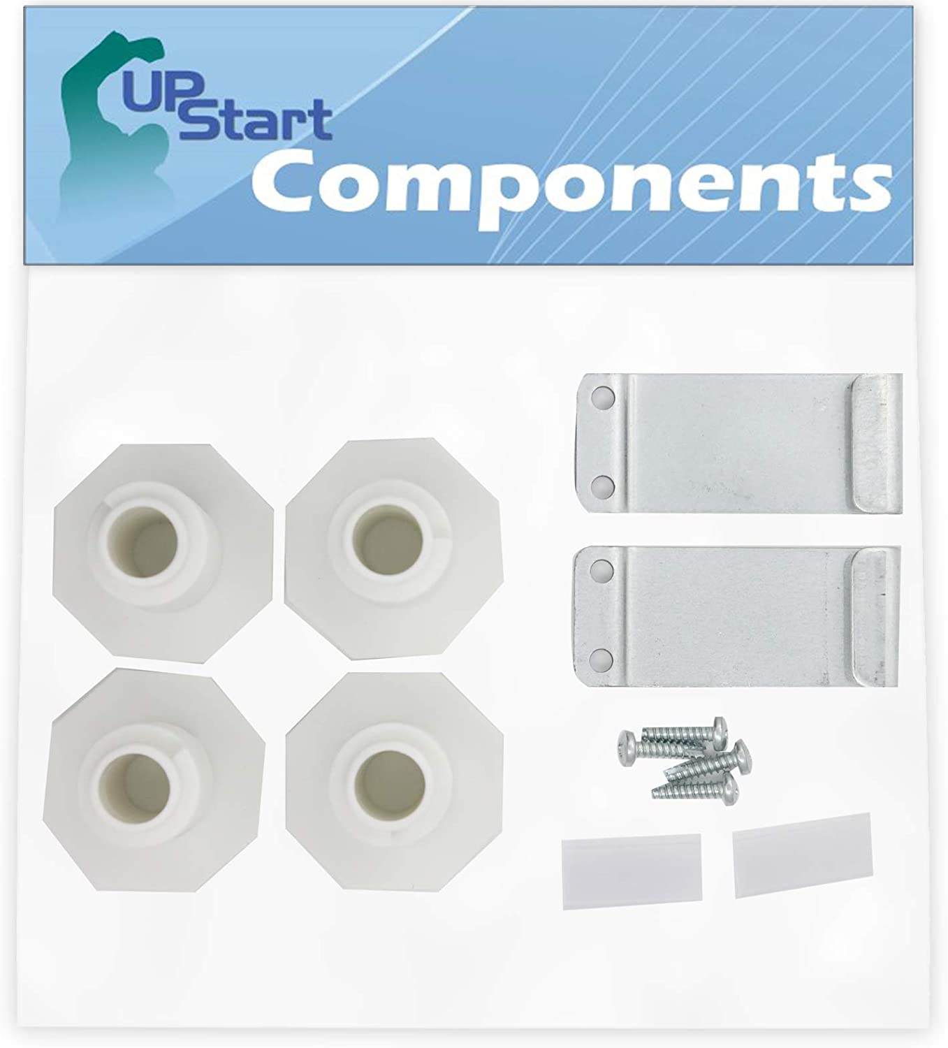 W10869845 Stacking Kit Replacement for Kenmore/Sears 1105902800 Washer - Compatible with W10869845 Stack Kit for Standard & Long Vent Dryer - UpStart Components Brand
