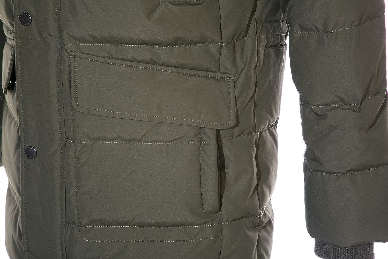 Pajar Teller Jacket in Military