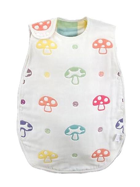 AILIENT - Saco de dormir - para bebé niña blanco S : Amazon.es: Ropa y accesorios