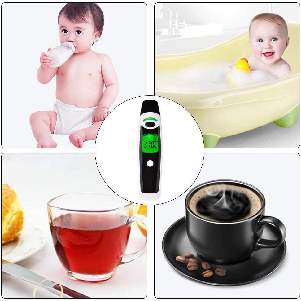 ZXY Messen K/örpertemperatur LCD-Digital-Ohr Stirn Erwachsene Kinder Accurate-Baby-Thermometer Startseite