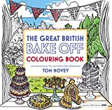 Great British Bake Off Colouring Book