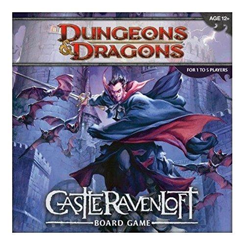 Dungeons & Dragons Castle Ravenloft Board Game