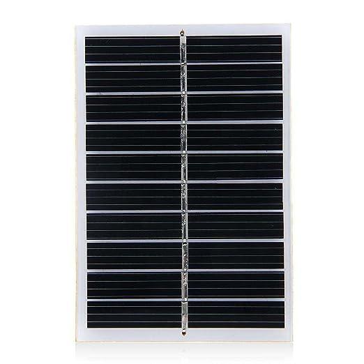 3 opinioni per Zimo® Mini pannello solare 5V/6V per la ricarica, in diversi motivi a scelta