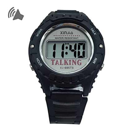 Reloj Parlante para Ciegos