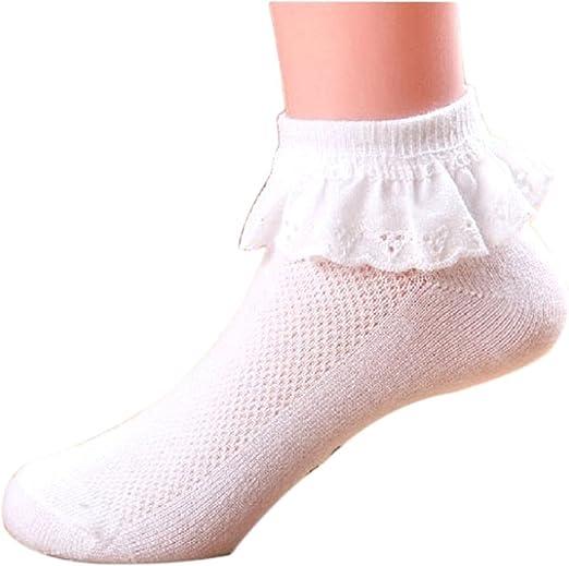 JUNGEN Niños Calcetines Calcetines Finos Calcetines de algodón ...