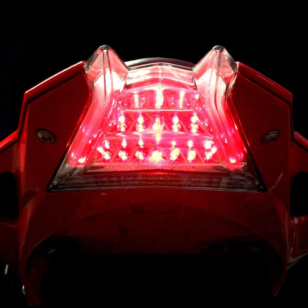 Taillight-headlight taillight obscured for bmw s1000rr 2015-2017
