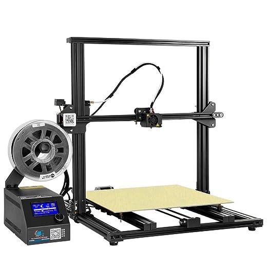 3D CR-10S4 Impresora 3D Prusa I3 DIY Kit de aluminio Tamaño ...